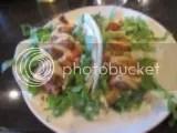 Verde's Garlic Shrimp Tacos