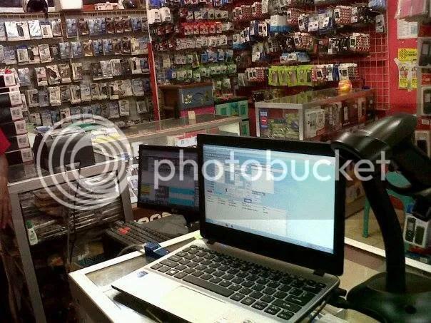 Software Toko HP dan Accesories