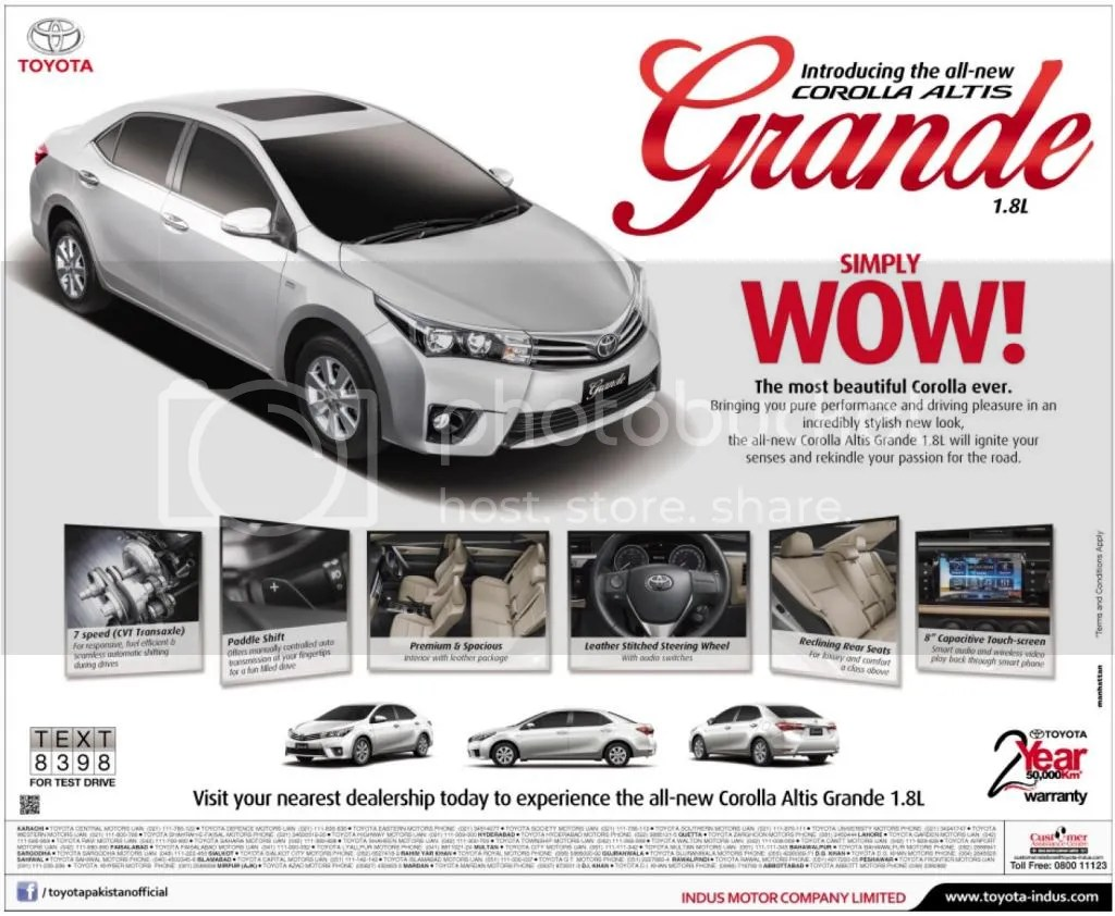 new corolla altis grande headlamp grand avanza toyota 2014 1 8 l price pakistan
