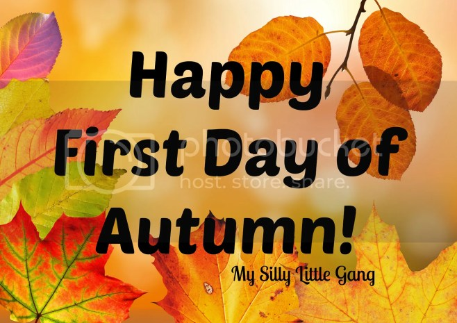 Happy First Day OF Autumn