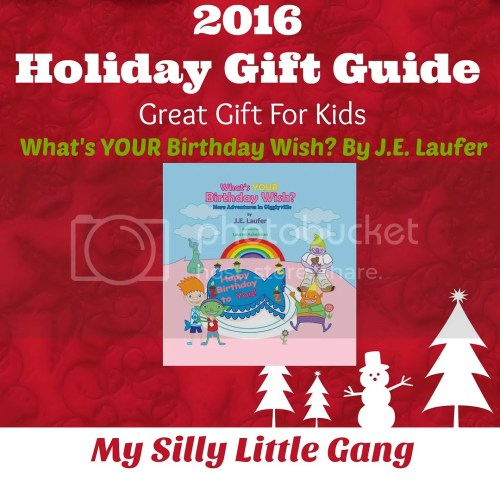 What's YOUR Birthday Wish? By J.E. Laufer