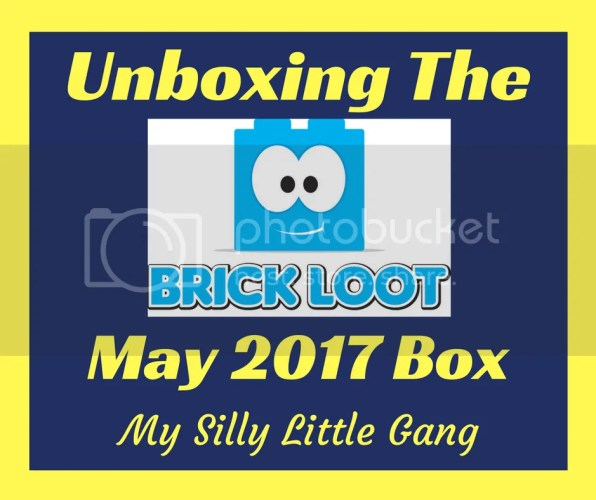 Unboxing the May 2017 Brick Loot Box