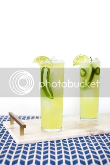cinco de mayo cocktails recipes caliente margarita
