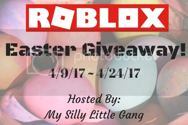 Roblox Easter Giveaway