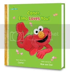 Put Me In The Story Elmo Loves You!