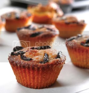 feta cake muffins mother's day recipes
