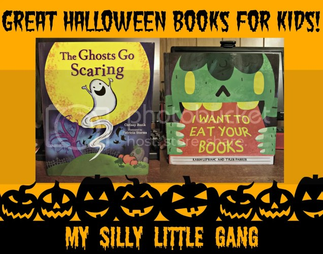great Halloween books for kids