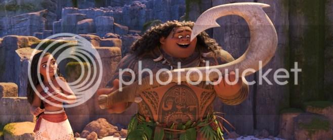 Disney's Moana Review