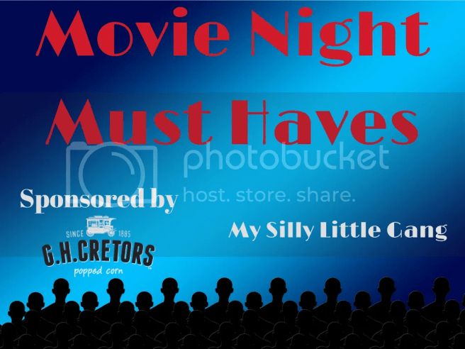 Movie Night Must Haves