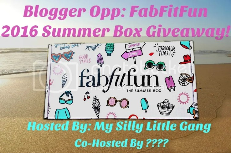 blogger opp: fabfitfun 2016 summer box