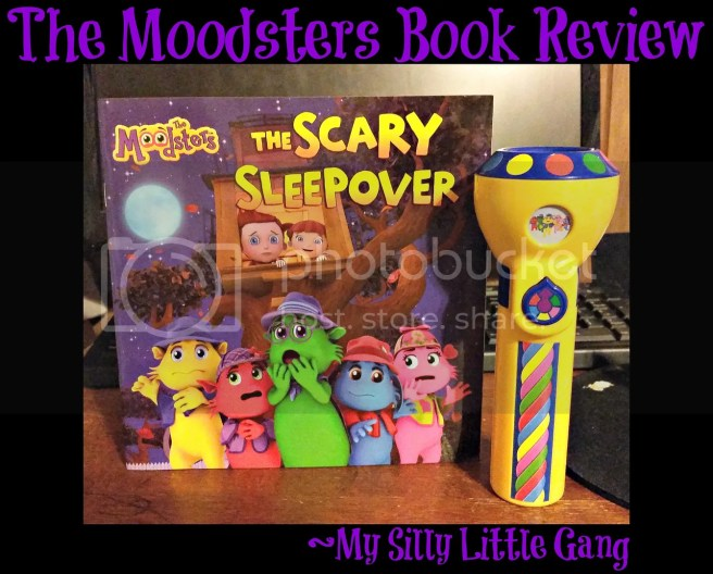 The Moodsters The Scary Sleepover Book Review