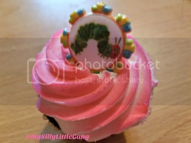 The Very Hungry Caterpillar Birthday Celebration