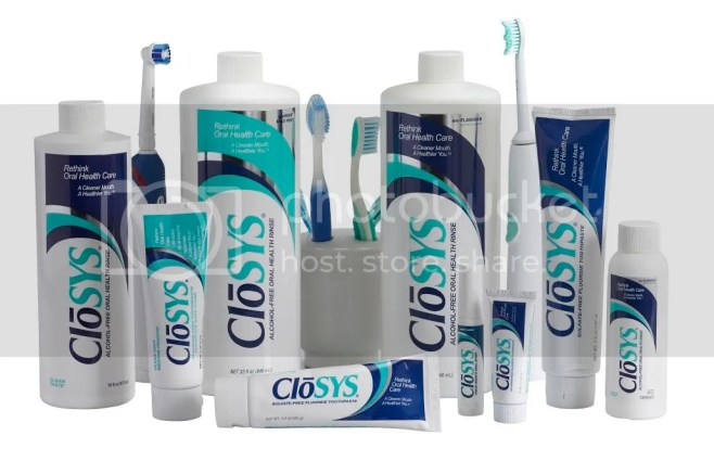 CloSYS dental products