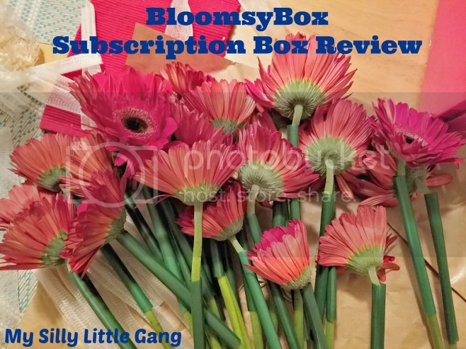 BloomsyBox Subscription Box Review