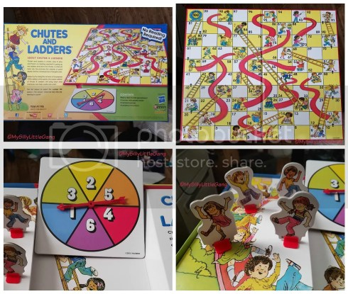 winning moves games chutes and ladders