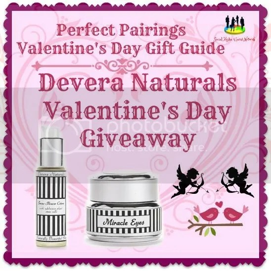 Devera Naturals Valentine's Day Giveaway - Ends 2/14