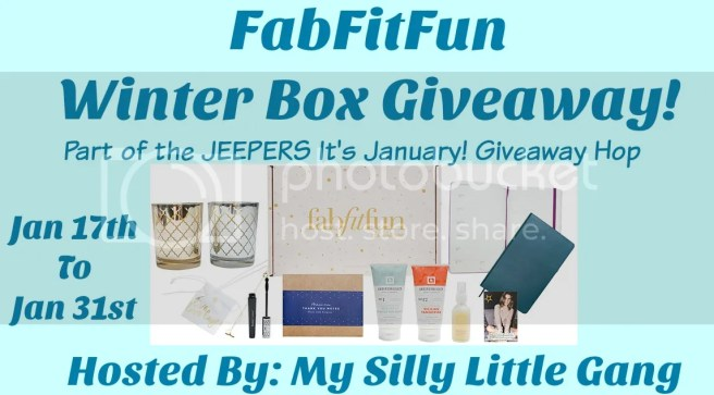fabfitfun winter jeepers giveaway hop