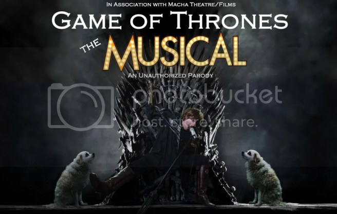 Game of Thrones Returns Early – As a Musical! Game Thrones