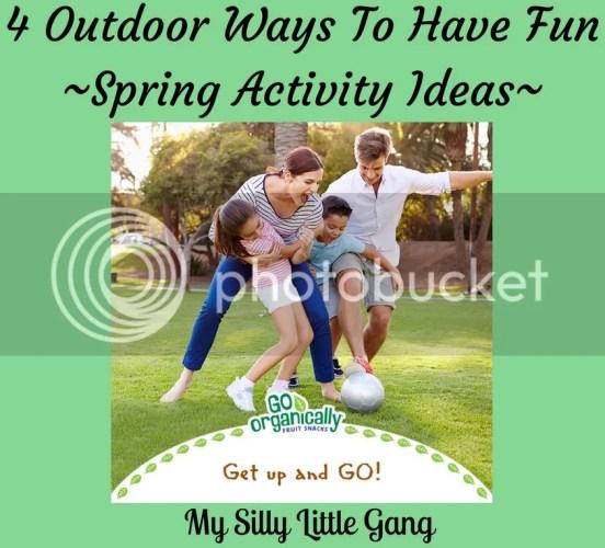 Spring Activity Ideas