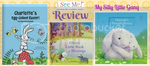 I See Me Easter personalized Books Review
