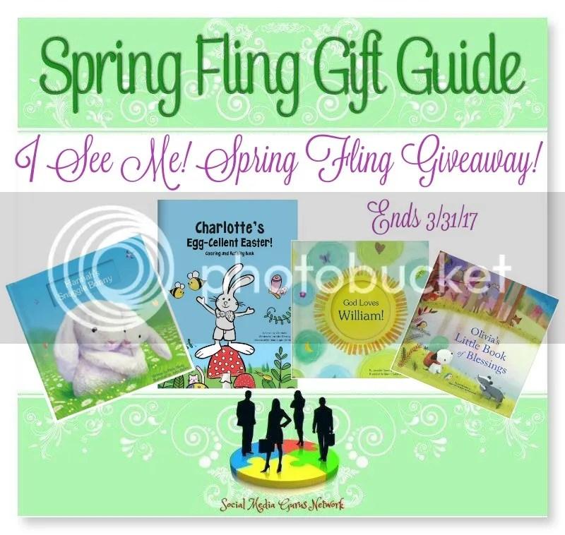 I See Me! Spring Fling Giveaway