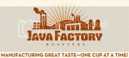 Java Factory Logo