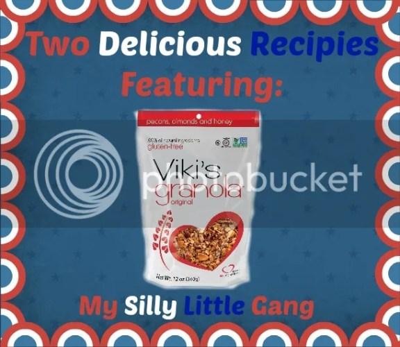 two delicious granola recipes