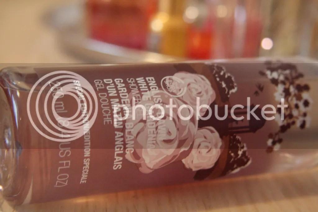 The Body Shop English Dawn White Gardenia - Nicolished