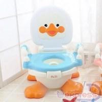 Duck Duck Kid Potty Chair Convenient Bathroom Training ...