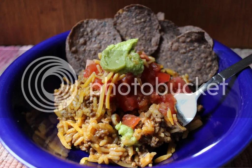 Homemade Hamburger Helper - Crunchy Taco