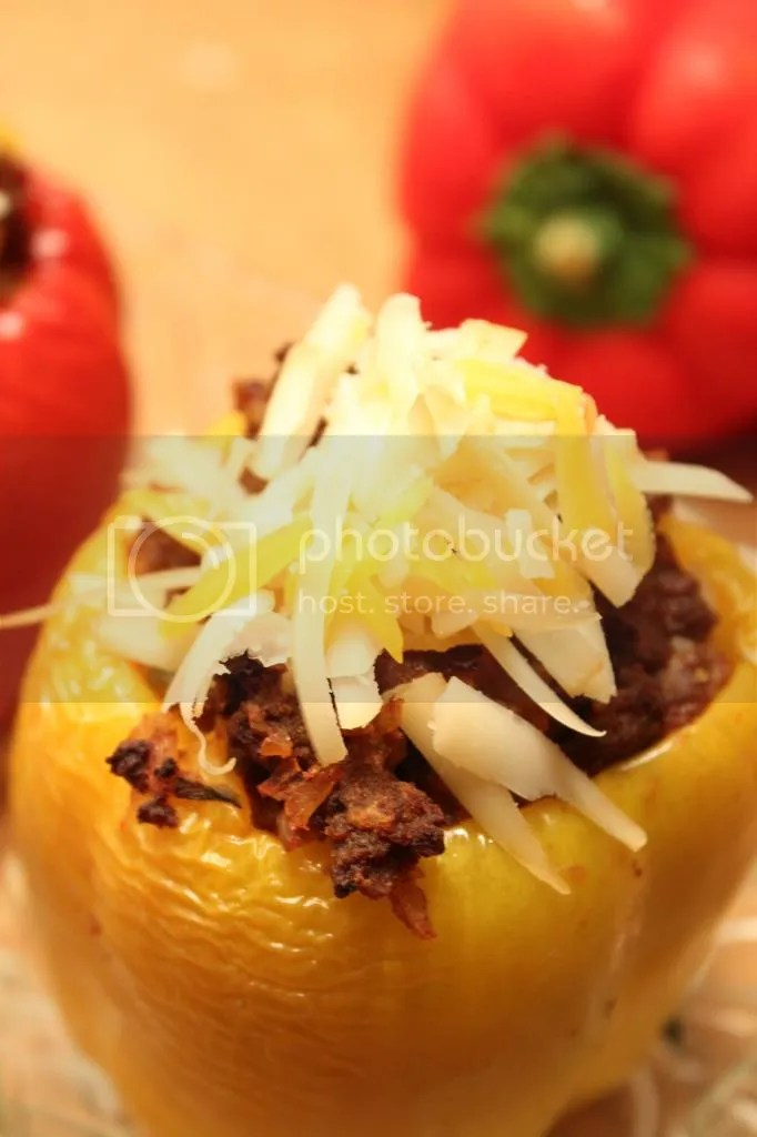 Taco Stuffed Peppers | EverydayMadeFresh.com
