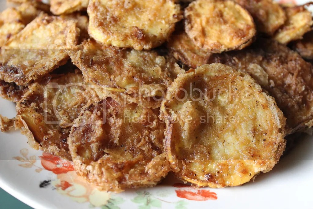 Fried Squash - A Southern Staple