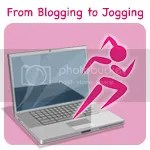 #BloggingToJogging