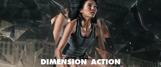 Fracture Photoshop Action - 34