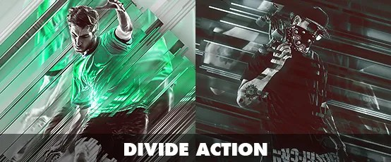 Elemental Photoshop Action - 45