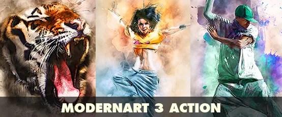 Elemental Photoshop Action - 90