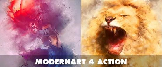 Elemental Photoshop Action - 84
