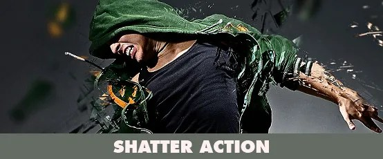 Fracture Photoshop Action - 131