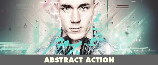 Fracture Photoshop Action - 123