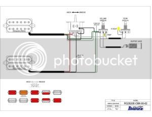 Ibanez Wiring Diagram NOT Working HELP!  Jemsite