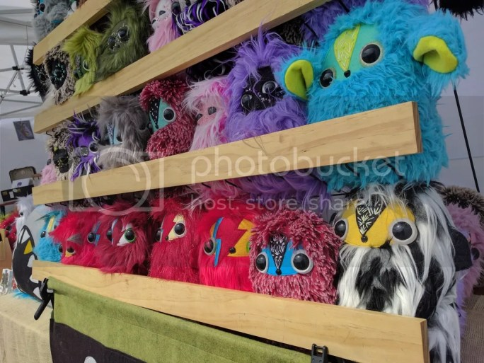 Cool Critters at CraftCom