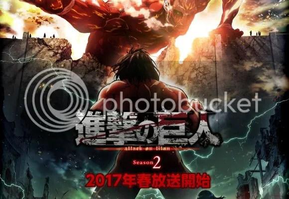 watch Attack on Titan Season 2