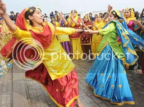 Gidha- Punjabi Dance
