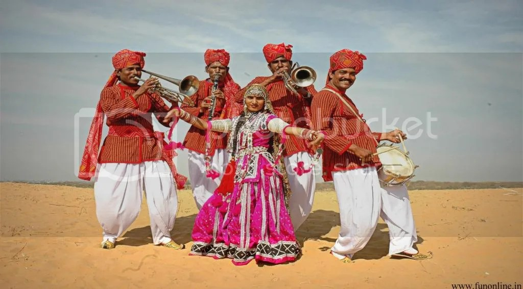 Jaipur Traditional Dance And Folk Music