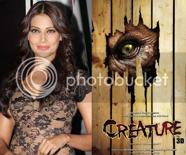 Bipasha Basu in Creature 3D