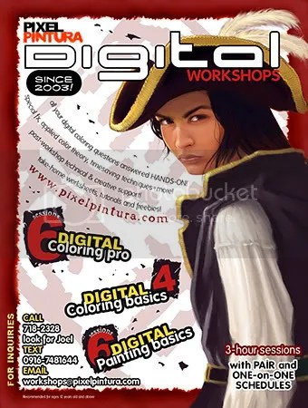 Pixel Pintura 2007 Poster