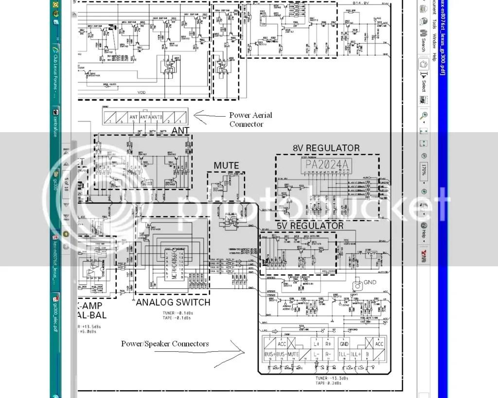 hight resolution of likewise 2010 lexus rx 350 on 2005 lexus rx330 radio wiring diagram