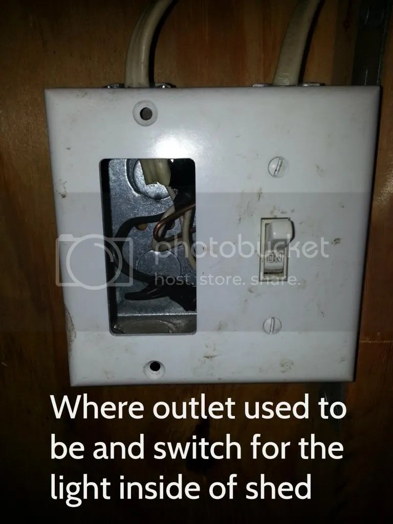 Rocker Lighted Switch And Gfci Outlet Electrical Diy Chatroom Home