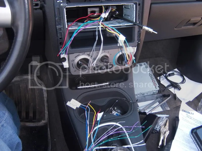 2007 chevy cobalt lt stereo wiring diagram 2005 subaru impreza radio install toyskids co 2008 with pics factory