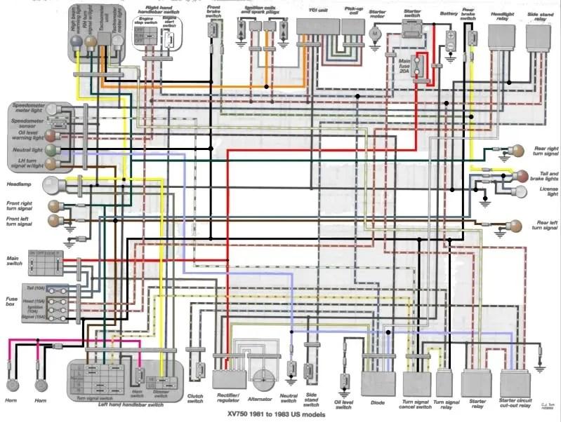yamaha virago 250 wiring diagram vauxhall astra g radio viragotechforum.com • view topic - xv750 getting less responsive by the mile(solved)